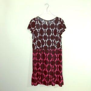 Anna Scholz Horse Print Dress